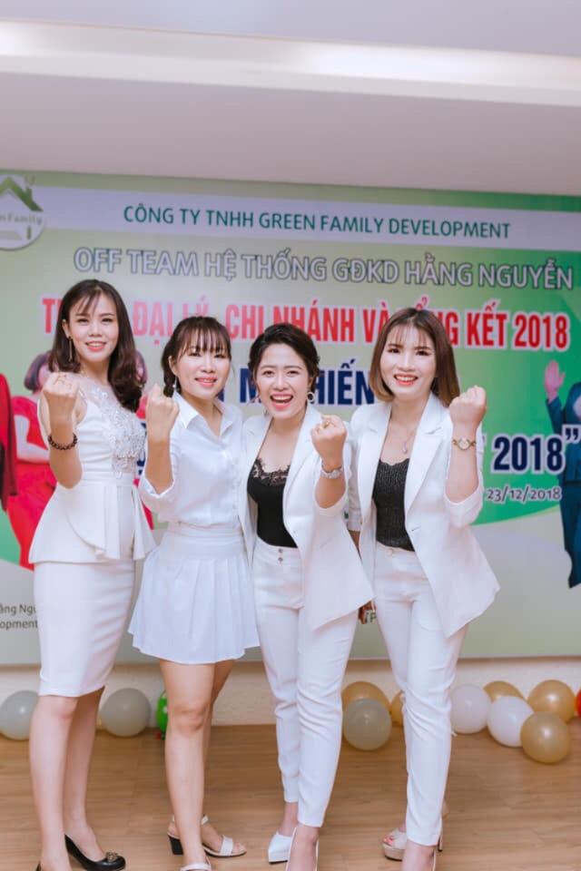 Team của ĐL Hằng Nguyễn