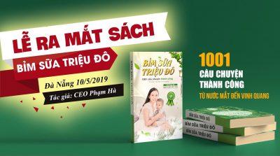 Tặng sách Bỉm sữa triệu đô