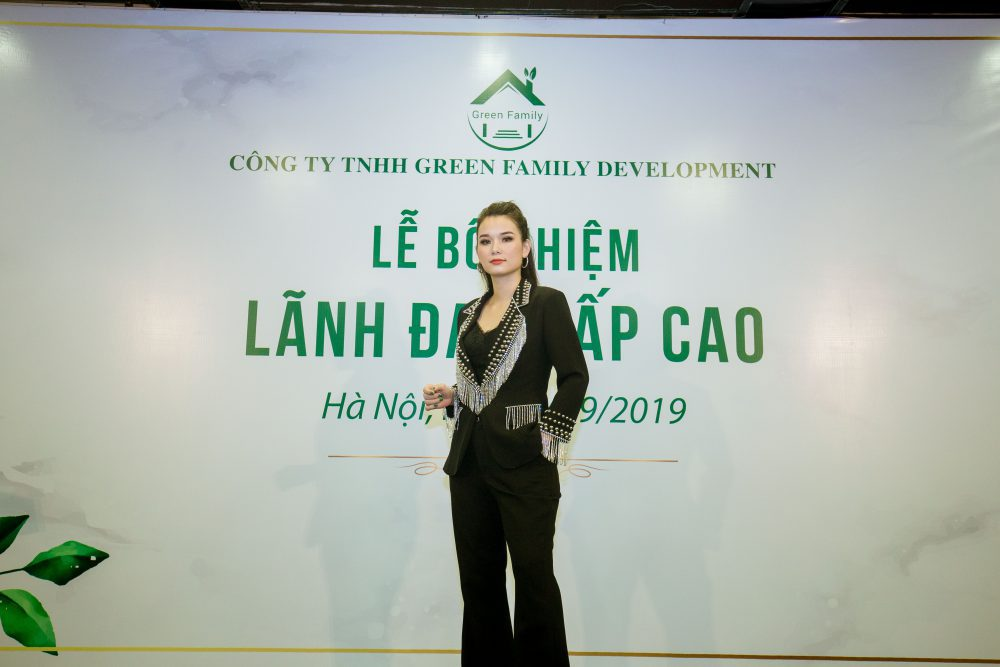 Chủ tịch Phạm Hà - Công ty TNHH Green Family Development